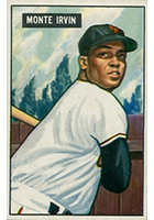 Monte Irvin Cards, Rookie Card and Autographed Memorabilia Guide