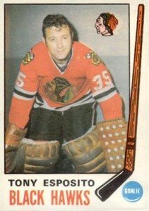 Tony Esposito Cards, Rookie Card and Autographed Memorabilia Guide 1
