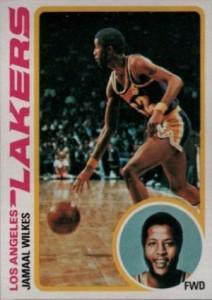 1978-79 Topps Jamaal Wilkes