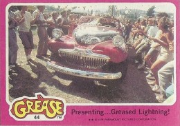1978 Topps Grease Series 1 Base Card