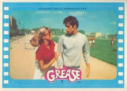 1978 Topps Grease Series 1 Stickers