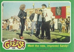 1978 Topps Grease Trading Cards 20