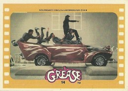 1978 Topps Grease Trading Cards 22