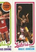 Magic Johnson Cards and Memorabilia Guide