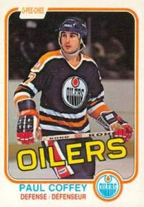 1981-82 O-Pee-Chee Paul Coffey RC