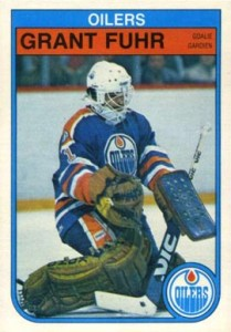 Grant Fuhr Cards, Rookie Card and Autographed Memorabilia Guide 1