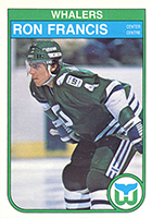 Ron Francis Cards, Rookie Card and Autographed Memorabilia Guide