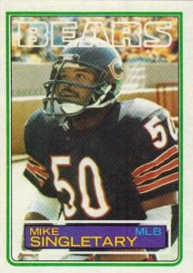 Mike Singletary Cards, Rookie Cards and Autographed Memorabilia Guide 1