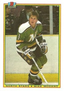 Mike Modano Cards, Rookie Cards and Autographed Memorabilia Guide 1