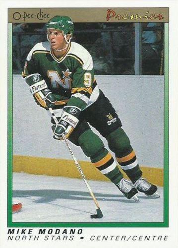 1990-91 O-Pee-Chee Premier Hockey Cards 7