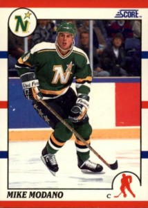 Mike Modano Cards, Rookie Cards and Autographed Memorabilia Guide 5
