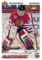 Dominik Hasek Cards, Rookie Cards and Autographed Memorabilia Guide
