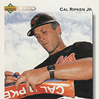 1992 Upper Deck Baseball Cards