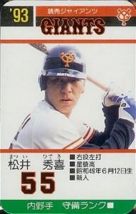 Hideki Matsui Cards, Rookie Cards, Autographed Memorabilia 42