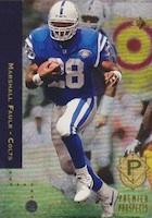 Marshall Faulk Cards, Rookie Cards, Autographed Memorabilia