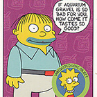 1994 SkyBox Simpsons Series II Trading Cards