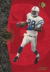 1996 SP Marvin Harrison RC