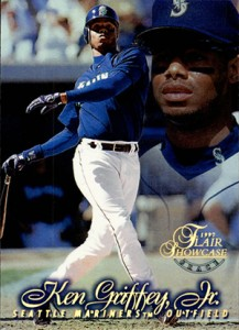 1997 Flair Showcase Baseball Cards 4