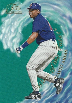 Big Papi! Top David Ortiz Rookie Cards and Other Early Cards 8