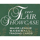1997 Flair Showcase Baseball Cards