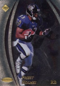 1998 Collector's Edge Priest Holmes RC