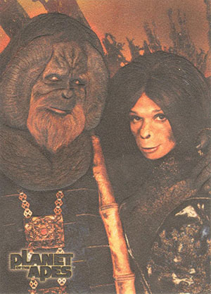 2001 Topps Planet of the Apes Trading Cards 24