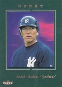 Hideki Matsui Cards, Rookie Cards, Autographed Memorabilia 23