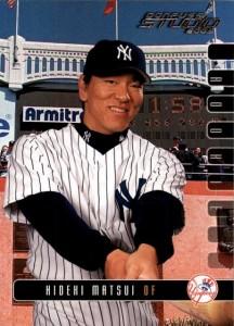 Hideki Matsui Cards, Rookie Cards, Autographed Memorabilia 22