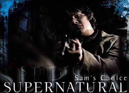 2006 Inkworks Supernatural Season 1 Trading Cards 23