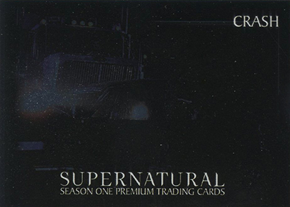 2006 Inkworks Supernatural Season 1 Trading Cards 30