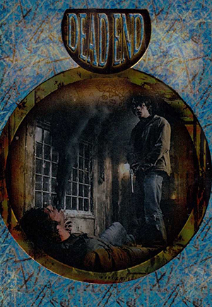 2006 Inkworks Supernatural Season 1 Trading Cards 25