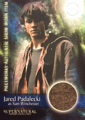 2006 Inkworks Supernatural Season 1 Trading Cards 26