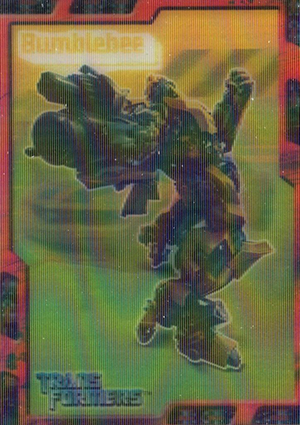 2007 Topps Transformers Movie Trading Cards 22