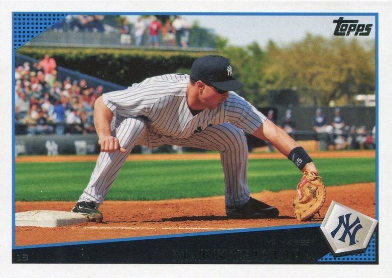 2009 Topps Update Mark Teixeira