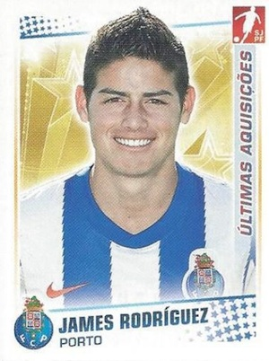 Top James Rodríguez Cards for All Budgets 1