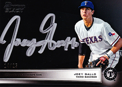 Joey Gallo Rookie Cards and Key Prospect Cards Guide 8