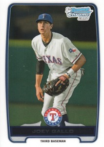 Joey Gallo Rookie Cards and Key Prospect Cards Guide 6
