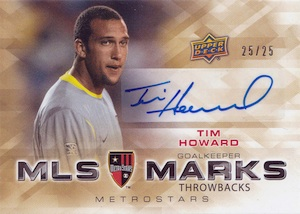 Top 10 Tim Howard Cards 8