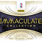 2013-14 Panini Immaculate Collection Basketball Cards