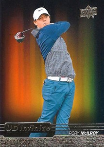 2013 Upper Deck Infinite Rory McIlroy