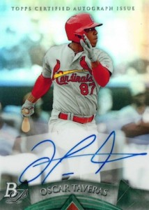 2014 Bowman Platinum Baseball Cards 26