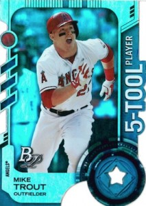 2014 Bowman Platinum Baseball Cards 35