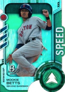 2014 Bowman Platinum Baseball Cards 34