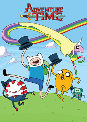 2014 Cryptozoic Adventure Time Trading Cards 29
