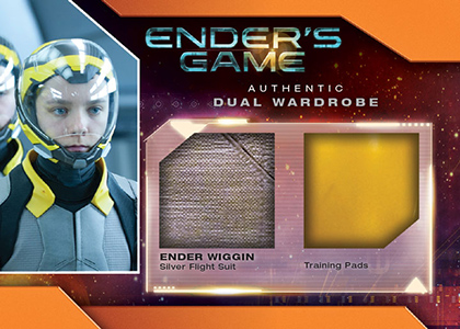 2014 Cryptozoic Ender's Game Trading Cards 27