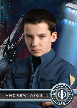 2014 Cryptozoic Ender's Game Trading Cards 24