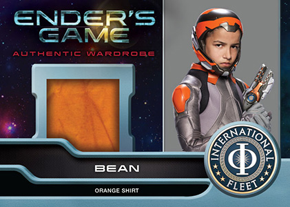2014 Cryptozoic Ender's Game Trading Cards 26