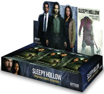 2015 Cryptozoic Sleepy Hollow Season 1 Trading Cards 3