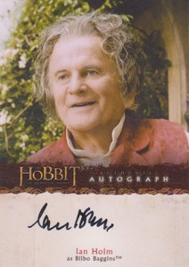 2014 Cryptozoic The Hobbit: An Unexpected Journey Autographs Guide 18