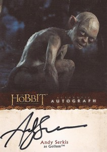 2014 Cryptozoic The Hobbit: An Unexpected Journey Autographs Guide 20